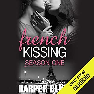 French Kissing, Season 1 audiobook cover art