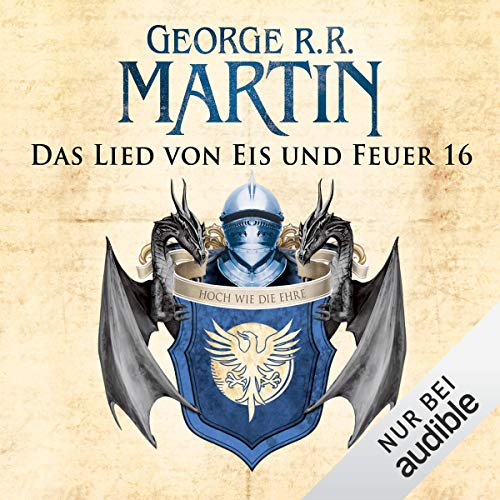 Game of Thrones - Das Lied von Eis und Feuer 16 audiobook cover art