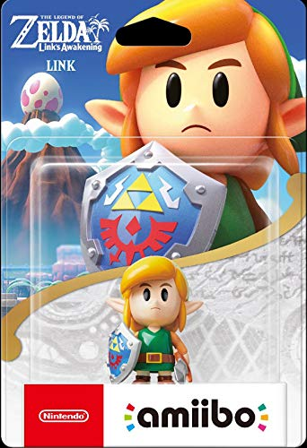Nintendo Amiibo - Link - The Legend of Zelda Link's Awakening - Switch