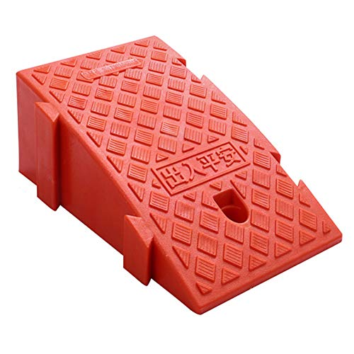 Pillows-RJF Portable Access Ramp, Professional Loading Ramp, Lightweight Rubber Ramp, High Performance Plastic, for Car Motorcycle Ramp Sidewalk