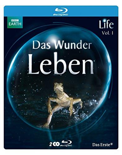 """Life – Das Wunder Leben. Vol. 1. Die Serie zum Film """"Unser Leben"""" (Limited Steelbook) [Blu-ray]"""