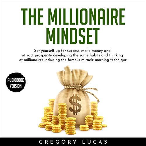 Couverture de The Millionaire Mindset