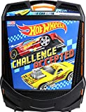 "Conveniently store and carry up to 100 Hot Wheels cars Makes collecting and clean up easy and fun Measures 22 5"" x 12 8"" x 15 5"" Kids ages 3 and up"