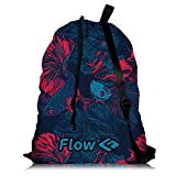 Flow Mesh Gear Bag - Drawstring Swim Bags for Swimming Equipment Available in 8...