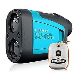 Mileseey Telemetro Golf 660yd/600M Telémetro