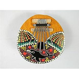 Karimba Kalimba Thumb Piano Percussion Musical Instrument:Enlaweb