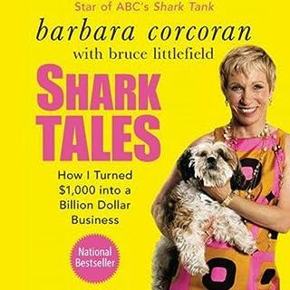 Shark Tales audiobook cover art