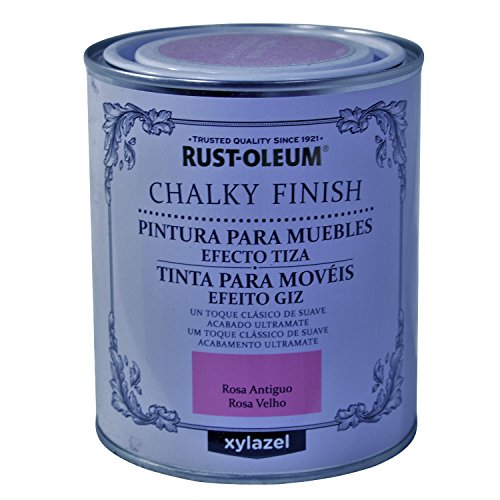 Rust-Oleum 4081603 Pintura, Rosa Antiguo, 750 ml