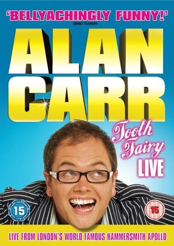 Alan Carr - Tooth Fairy LIVE [DVD]