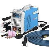 YESWELDER ARC Welder 145Amp,Digital Inverter IGBT Stick MMA/Lift TIG 2 in 1 Welder,110/220V Dual Voltage Hot Start Portable Welding Machine