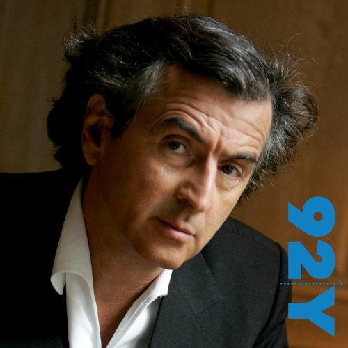 Bernard-Henri Levy at the 92nd Street Y audiobook cover art