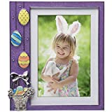 Fine Photo Gifts Easter Glitter Pewter Picture Frame