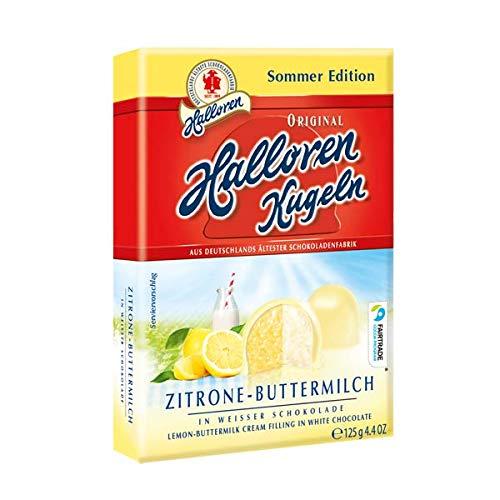 Halloren Kugeln • Buttermilch-Zitrone • 125 g