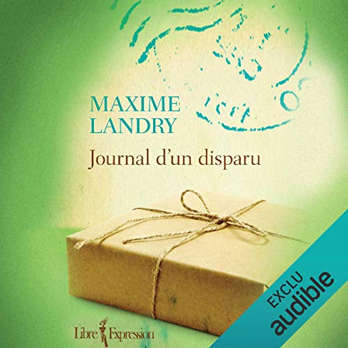 Journal d'un disparu cover art
