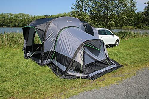 Skoda Original Campingzelt-Set für Kombi- und SUV Fahrzeugmodelle mit Fahrzeuganbindung