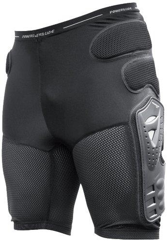 Powerslide Damen Hosen Protective Shorts Pro, Schwarz, S