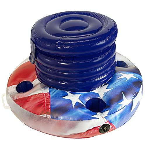 Stars & Stripes Floating Drink Cooler Only $9.94 (Retail $24.99)