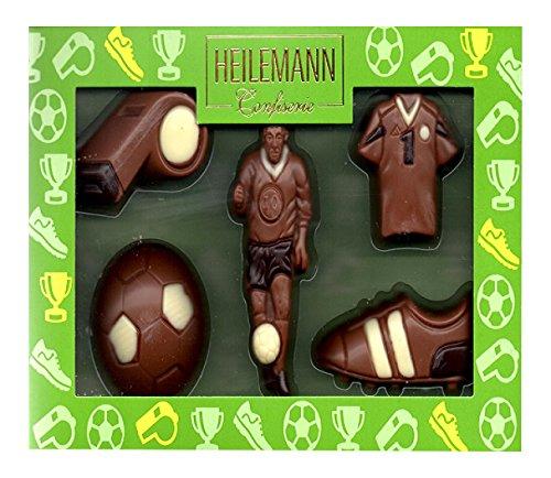 Heilemann Soccer Theme Chocolate Present Set