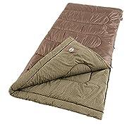 Coleman Sleeping Bag | 30°F Big and Tall Sleeping Bag | Oak Point Sleeping Bag