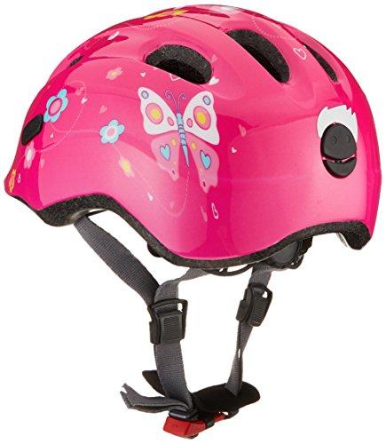Abus Mädchen Smiley 2.0 Fahrradhelm - 2