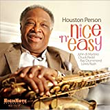 "album cover: Houston Person ""Nice 'n' Easy"""