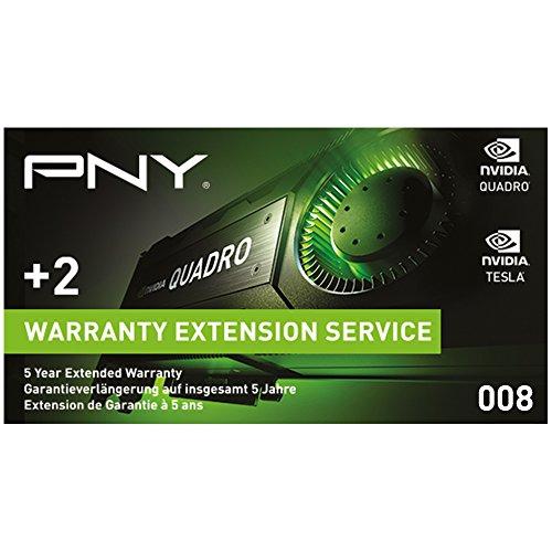 PNY Garantieerweiterung auf 5 Jahre ua Fuer Quadro VCQK6000SDI PB