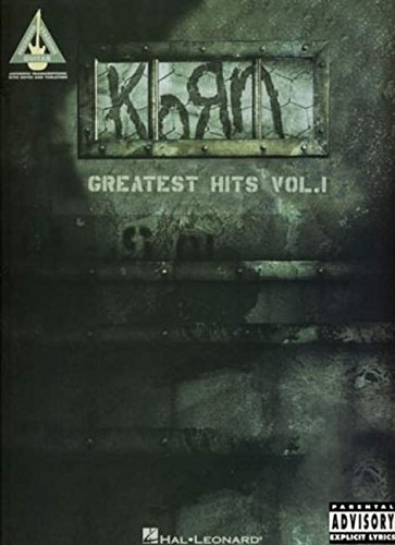 Korn Greatest Hits Volume 1 (Guitar Recorded Versions) Tab