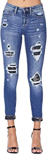 Best judy blue camo patch jeans Reviews