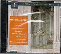 Six Sonatas Organ of the Old C