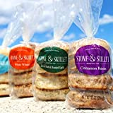 Stone & Skillet English Muffin Variety Pack - 6 pack (24 muffins)