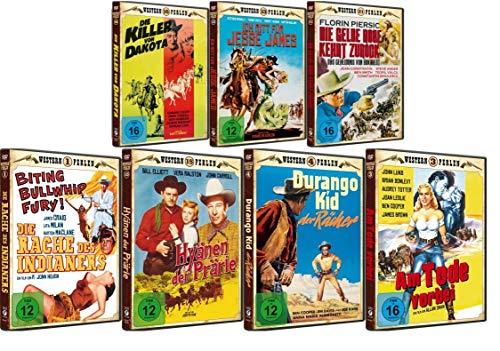 Best Of Western Perlen Collection (exklusiv bei Amazon.de) [7 DVDs]