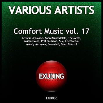 Comfort Music, Vol. 17