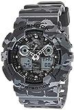 Casio Malla Me Up G SHOCK Cuarzo: Batería Reloj (Modelo de Asia) GA-100CM-8A