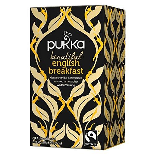 Pukka BIO Tee Beautiful English Breakfast, 20 Beutel