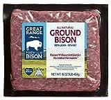 Great Range Ground Bison Brick, 1lb