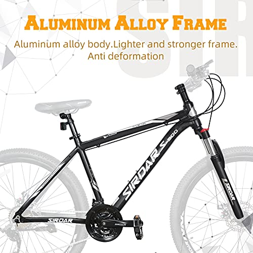 51HjVCYcOiS. SL500 15 Best Cheap Mountain Bikes - Compare Prices & Features