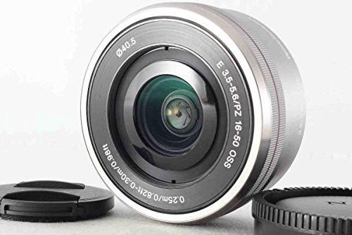 ソニーズームレンズEPZ16-50mmF3.5-5.6OSSSELP1650グレー