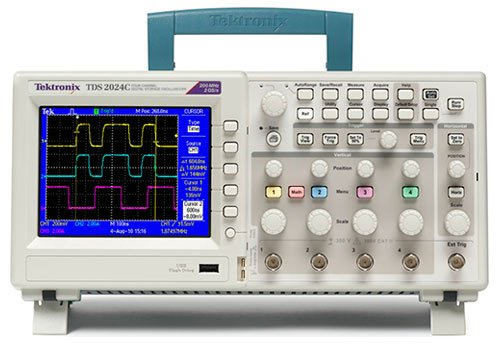 Tektronix TDS2002C, 70 MHz, 2 Analog Channel Oscilloscope, 1GS/s