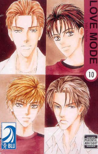 LOVE MODE Volume 10: (Yaoi)