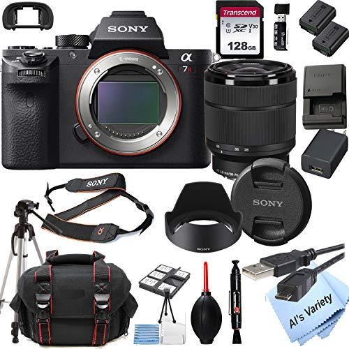 Sony Alpha a7R II Mirrorless Digital Camera with...