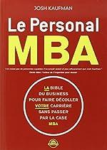 Le personal MBA de Josh Kaufman