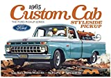 Moebius Models 1/25 1965 Ford Custom Cab Styleside Pickup, MOE1234