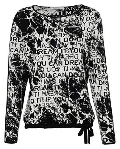 MONARI trui zwart