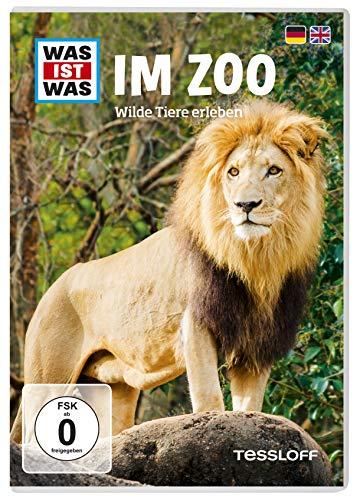 Was Ist Was DVD Im Zoo. Wilde Tiere erleben