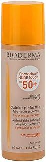 Bioderma Sole Linea Photoderm SPF50+ Nude Touch Pelli Intolleranti Claire 40 ml
