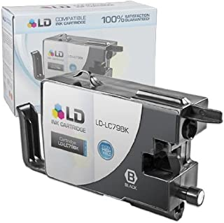LD Compatible Ink Cartridge Replacement for Brother LC79BK Extra High Yield (Black)