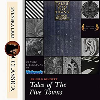 Tales of the Five Towns cover art