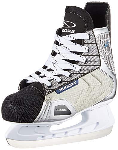 HUDORA Eishockey-Schuhe HD-216, Mehrfarbig, 43