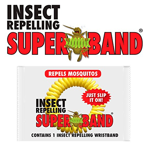 Insect Repelling Superband 200 Hours (25-Pack)