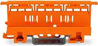 Wago 221-510 Lot de 10 adaptateurs de fixation pour série 221-6 mm²